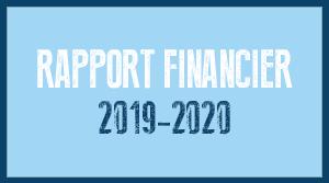 Rapport Financier 2019-2020