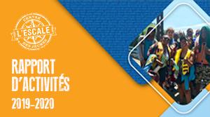 Rapport d'activités 2019-2020